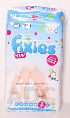 Fixies CLASSIC JUNIOR detské plienky 11-25 kg, 1x40 ks