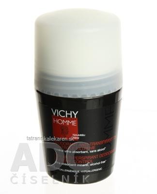 VICHY HOMME DEO ROLL-ON INT.PROTI NADM.POTENIU 48H (M6633402) 1x50 ml
