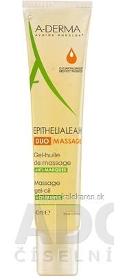 A-DERMA EPITHELIALE A.H DUO MASSAGE masážny gél-olej na jazvy a strie 1x40 ml