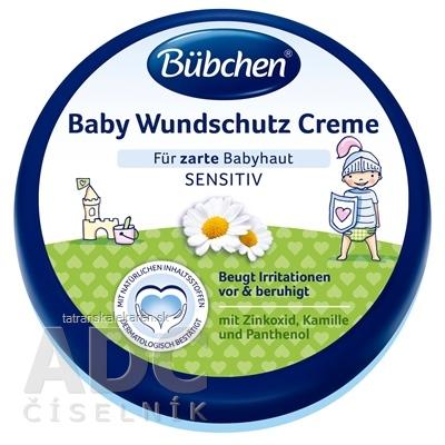 BUBCHEN BABY KRÉM aktívna ochrana 1x150 ml