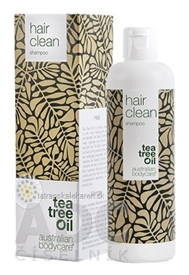 ABC Tea Tree Oil HAIR CLEAN - Šampón na vlasy s Lamesoft Care (inov. obal 2018)1x250 ml
