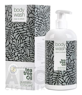 ABC Tea Tree Oil BODY WASH - Tekuté mydlo (inov. obal 2018) 1x500 ml