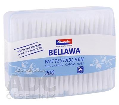 BELLAWA vatové tyčinky 1x200 ks