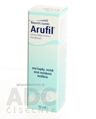 ARUFIL int opo (fľ.PE) 1x10 ml