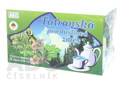 FYTO Tatranská priedušková zmes Bylinný čaj 20x1 g (20 g)