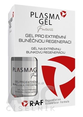 PLASMA GEL Future gél na regeneráciu 1x5 ml