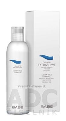 BABÉ VLASY Extra jemný šampón (Extra Mild Shampoo) 1x250 ml