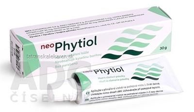 Neo Phytiol masť 1x30 g
