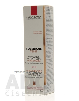 LA ROCHE-POSAY TOLER.FDT FLUID 15 MAKE-UP inov. (M1365400) 1x30 ml