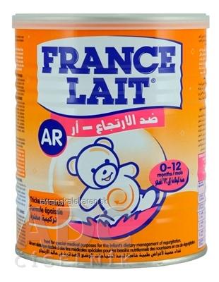 FRANCE LAIT AR výživa dojčiat (0-12 mesiacov) 1x400 g