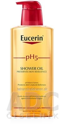 Eucerin pH5 Sprchový olej pre citlivú pokožku 1x400 ml