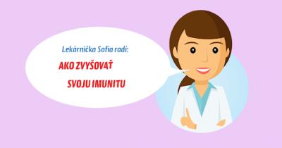 Poďme spolu posilniť imunitu :)